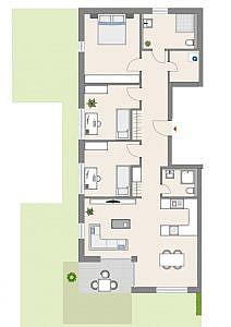 Haus C - Wohnung 1 - EG