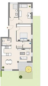 Haus C - Wohnung 2 - EG