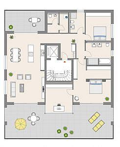 Haus C - Wohnung 9 - 3. OG