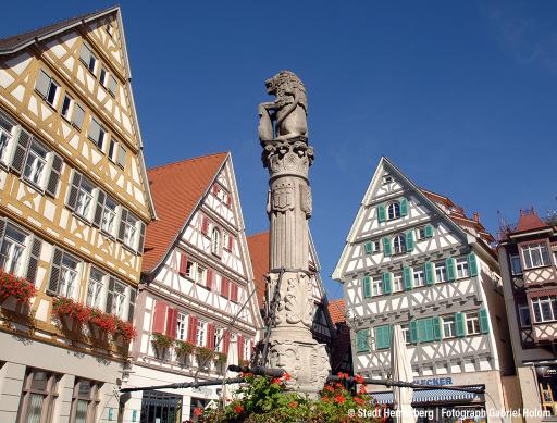 Marktplatz-Herrenberg